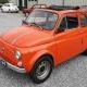 Fiat 500 L 1971 Rood •DM-13-49