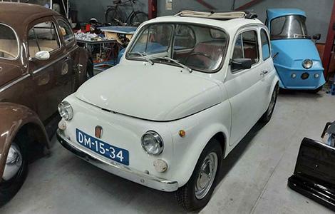 Fiat 500 L 1971 • DM-15-35
