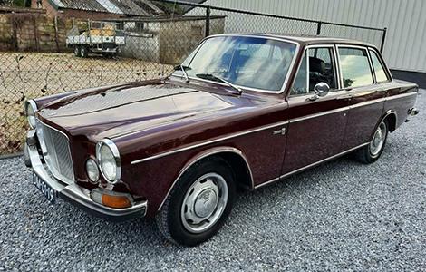 Volvo 164 1970 DM-01-19