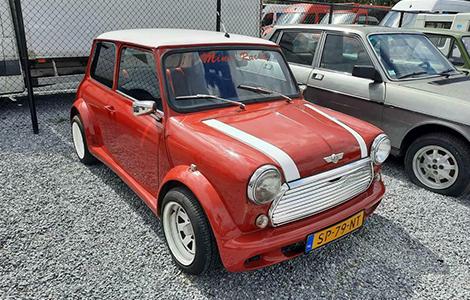 Mini 1300 Classic uit 1987 SP-79-NT