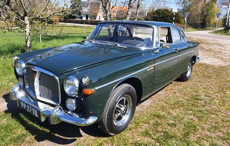 Rover P5B Coupé 1972 • 99-27-TR