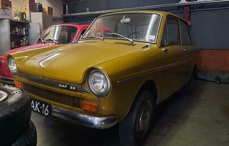 Daf 33 geel 1973 69-AK-16
