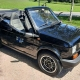 Fiat 126 pop jolly cabriolet Bambino uit 1981