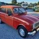 Renault 4 uit 1984 rood 04-LLN-6