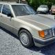 Mercedes W124 uit 1986 PL-17-YF