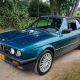 BMW 318 E30 uit 1992 groen